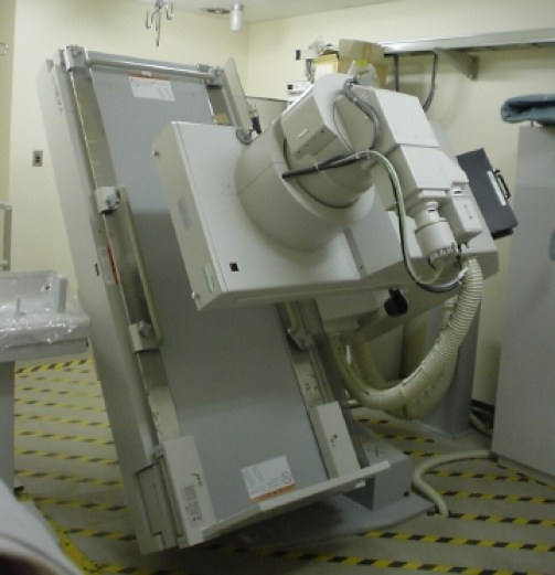 Fluoroscopy and Angiography - Side by Side Comparison