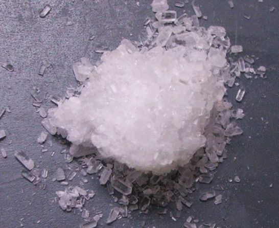 Epsom Salt vs Rock Salt in Tabular Form