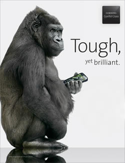 Image result for gorilla glass 1