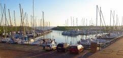 Le port de Scharendijk