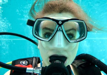 10 clues that prove you are REALLY addicted to diving
