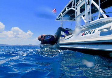 Diving Training: These Exercises That You Should No Longer Learn or Teach Today