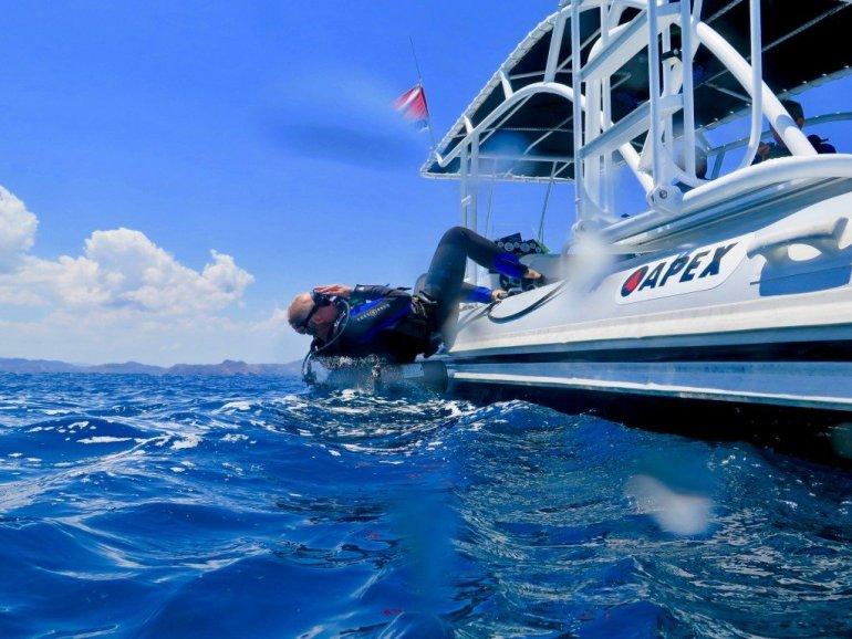 Choisir un centre de plongée proposant des sites variés pour permettre à chacun de s'immerger avec plaisir