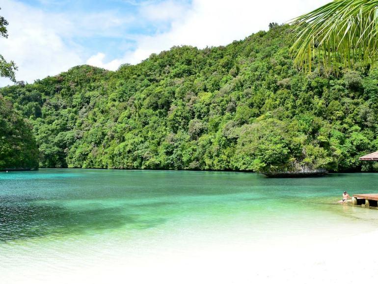 Paysage de Palau