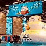 La piscine du salon de la plongée à Paris 2018