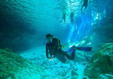 Expérience de plongée extraordinaire dans des sites millénaires