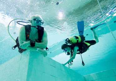Scuba diving training evolution: an impossible quest ?