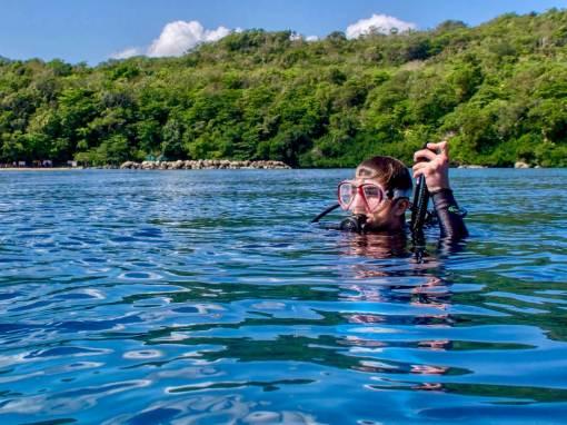 Une formation de plongée peut vous emmener loin