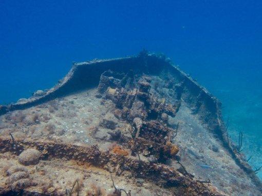 Plonger en Jamaïque pour découvrir de belles épaves comme celle du SS Katherine