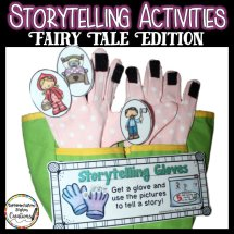 Storytelling Activities: Fairy Tale Edition
