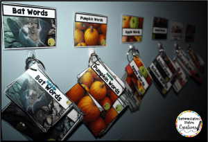 Use portable word walls to build vocabulary, boost writing, and so much more. Help students build concepts with thematic word walls. Check out all the ideas!