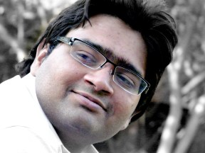 Ankush R Agrawal, the author of the blog
