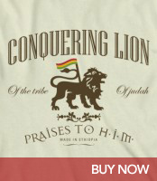 Conquering Lion Organic T-Shirt