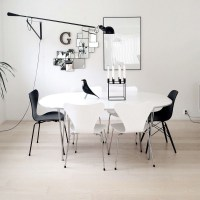 Flos 265 Wall Lamp adjustable Black A0300030 Paolo Rizzato ...