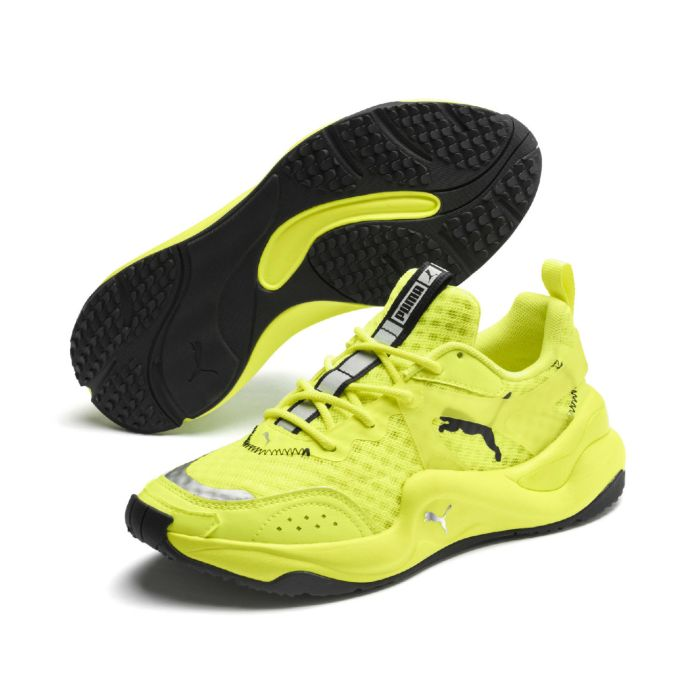 running shoes Rise Neon Puma for fitness