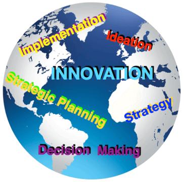 Executive Innovation Globe