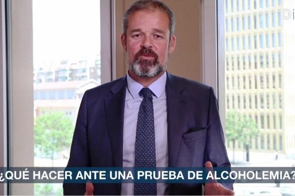 test d'alcoholèmia