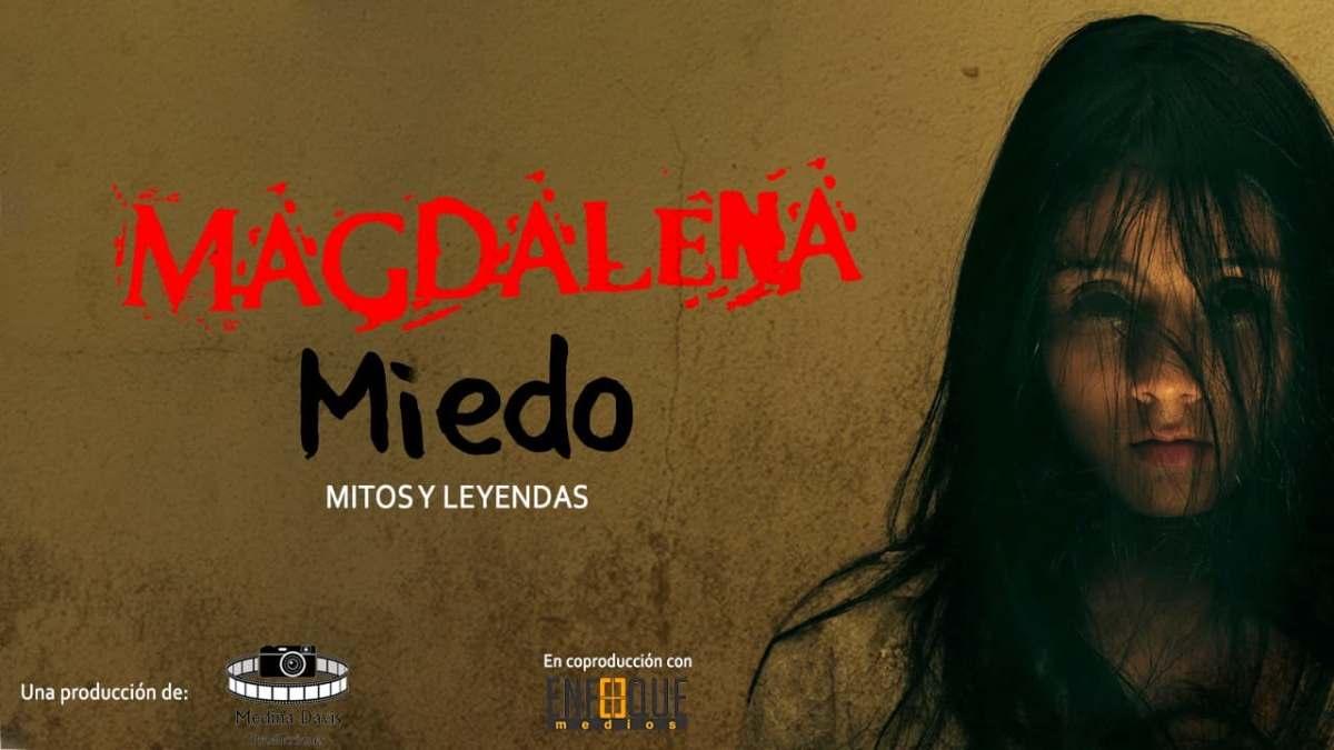 Magdalena Miedo, la serie de terror hecha en Barrancabermeja