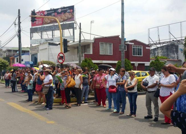 Lo maestros anuncian que se van a paro indefinido en Barrancabermeja