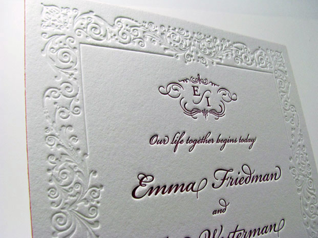 Luxury Wedding Cards Addressing