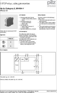 dpdt relay wiring diagram list of dumbbell exercises diagrams pnoz x7 24vac/dc datasheet - specifications: coil voltage vac nom: 24v ;