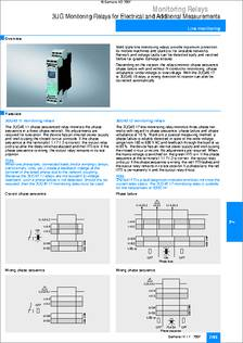 Ac Relay Wiring 3ug4513 1br20 Datasheet Specifications Contact
