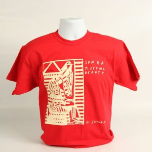 Jazzman: Sun Ra Sleeping Beauty T Shirt