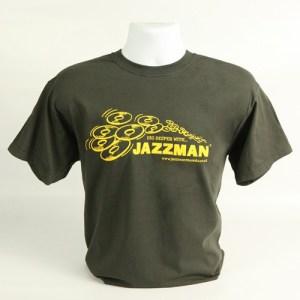 Jazzman: We Dig Deeper T Shirt