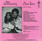 Nana Love - Disco Documentary Full Of Funk LP back