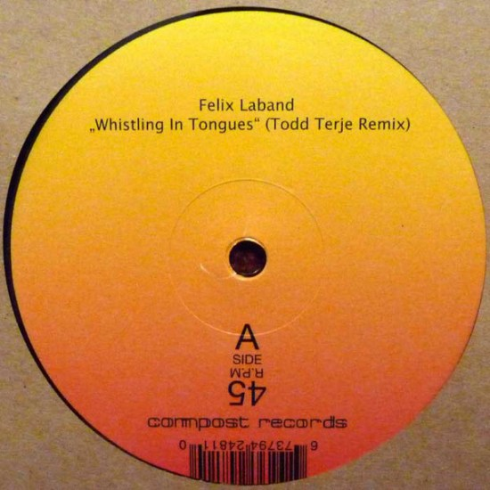 Felix Laband / Beanfield ‎– Whistling In Tongues / Tides remixes