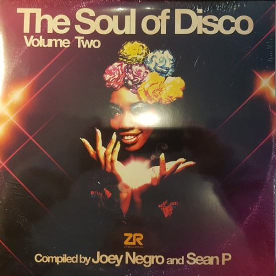 Joey Negro And Sean P* ‎– The Soul Of Disco Volume Two