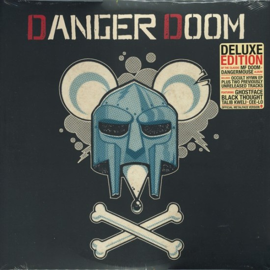 Danger Doom ‎– The Mouse And The Mask