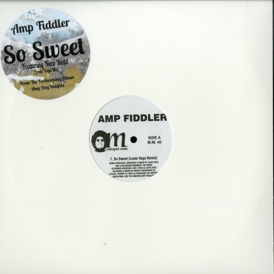 Amp Fiddler - So Sweet 12