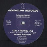 Universal Robot Band - Barely Breaking Even