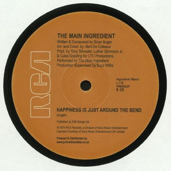 The Main Ingredient - Happiness Is Just Around The Bend