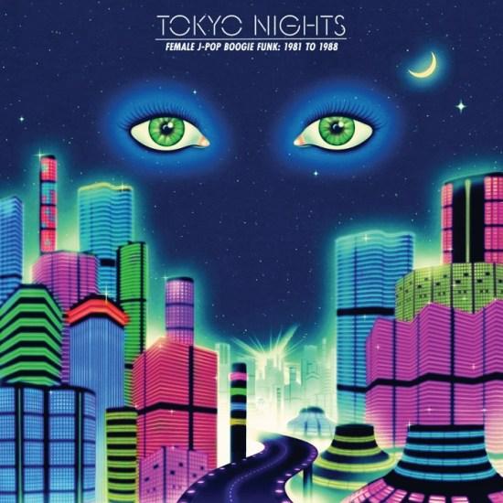 Various - Tokyo Nights Female J Pop Boogie Funk 1981-1988