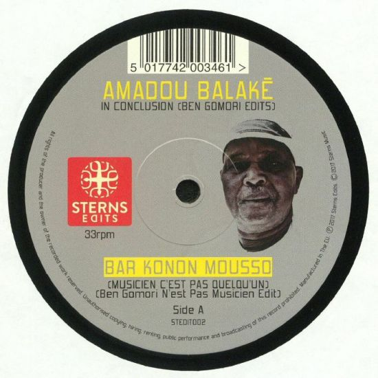 Amadou Balake - In Conclusion (Ben Gomori edits)