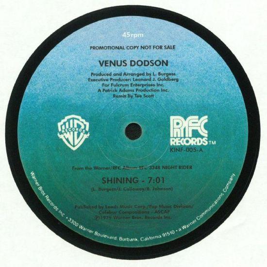 Venus Dodson - Shining