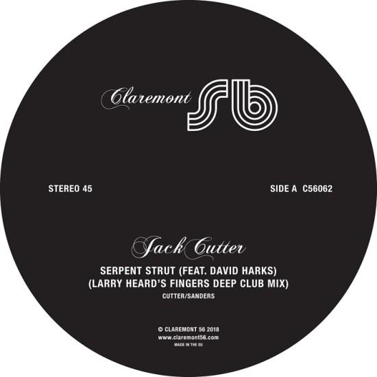 Jack Cutter - Serpent Strut (Larry Heard remixes)