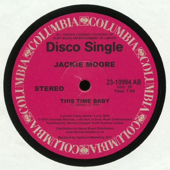 Jackie Moore - This Time Baby
