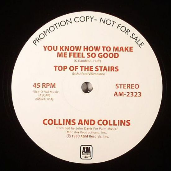 Collins & Collins - Top Of The Stairs