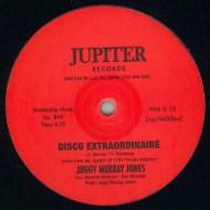 Juggy Murray Jones - Inside America - Disco Extraordinaire