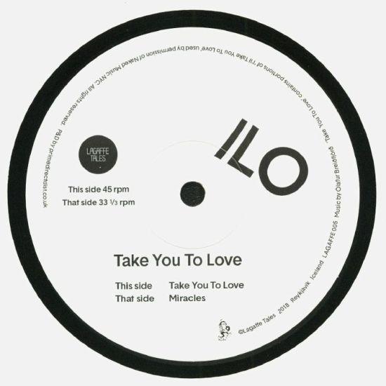 ILO - Take You To Love