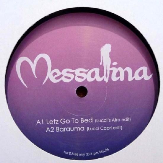 Messalina - Letz Go To Bed