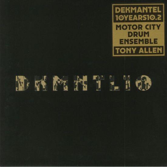 Tony Allen - Asiko (MCDE remix)