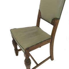Gateleg Table With Chairs Oversized Chair Slipcover Oak And Sage Painted In Sold Recently