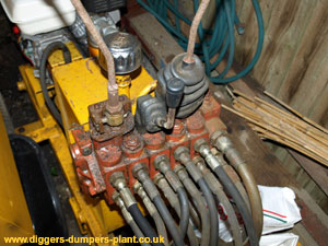 Hitachi Mini Starter Wiring Diagram Digger Spares Hydraulic Repairs Excavator Parts Dumper