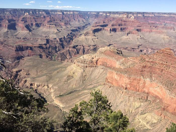 Piece of the Grand Canyon Southern Rim