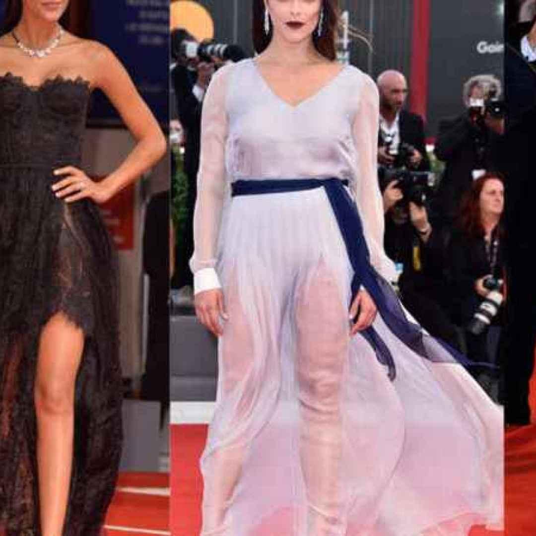 Festival del cinema di Venezia Red Carpet internazionale per il premio Kino Red Carpet