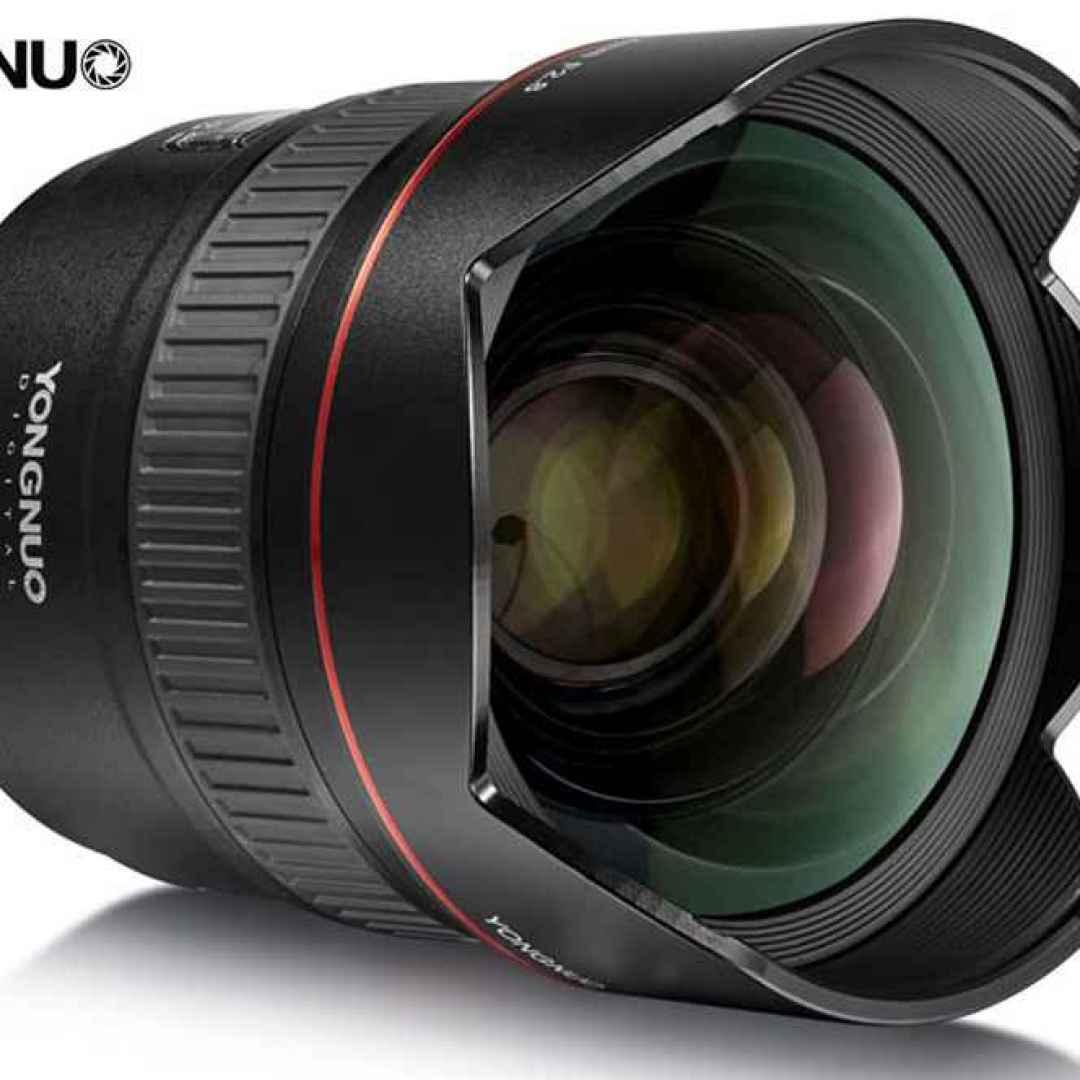 Il nuovo grandangolo per reflex Canon Fotografia